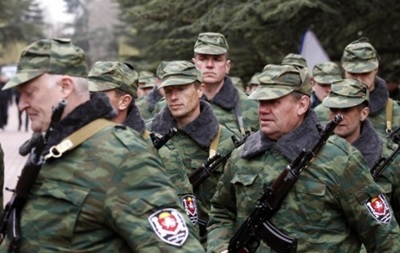 Отряды крымской самообороны получили официальный статус