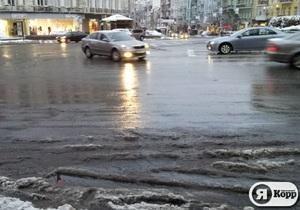 Я-Корреспондент: Снег и город. Киев после первого снегопада