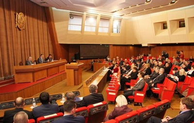 Выборы в парламент Крыма