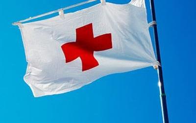 Красный Крест просит денег для работы на юго-востоке Украины