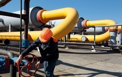 В украинских ПГХ накопилось 13 миллиардов кубометров газа