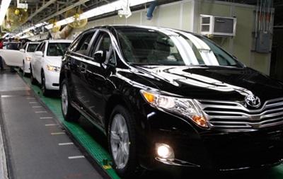 Toyota отзывает более двух миллионов автомобилей из-за дефекта подушки безопасности