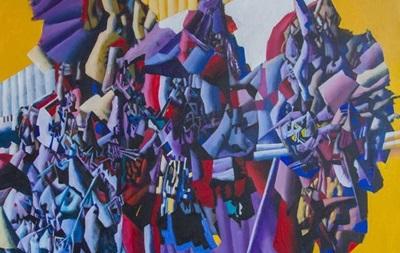 Выставка работ Ивана Марчука