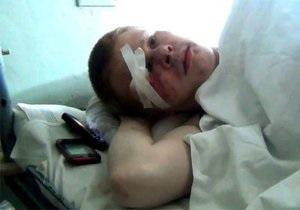 Соучредитель издания Дорожный контроль дал первое интервью после нападения