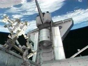 Шаттл Endavour отстыковался от МКС и готов к отлету