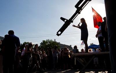 СМИ: В Луганской области создали новую  республику  -  Лисичанскую народную