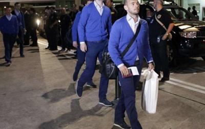 СМИ: Футболисты сборной Голландии нарушают режим