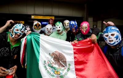ЧМ 2014: Матч Мексика - Камерун