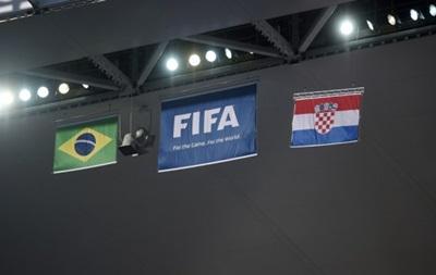 Сегодня в Бразилии начинается чемпионат мира по футболу