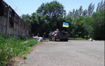 В Луганской области напали на подразделение сухопутных войск ВСУ
