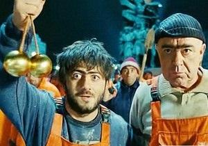 Самым успешным российским фильмом 2010 года стали Яйца судьбы