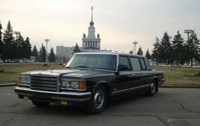 В России выставили на продажу лимузин Горбачева и Ельцина