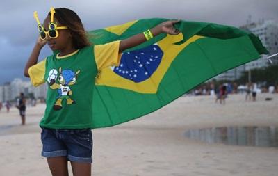 Чемпионат мира по футболу 2014: Хроника первого дня