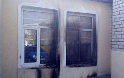 В Симферополе неизвестные подожгли мечеть
