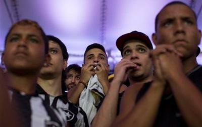 ЧМ 2014: Матч Уругвай - Коста-Рика