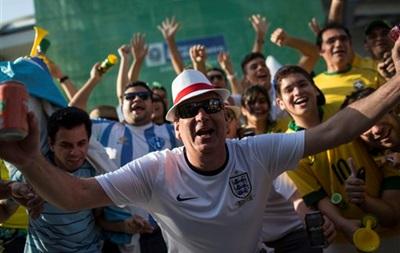 ЧМ 2014: Матч Англия - Италия