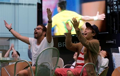 ЧМ 2014: Матч Швейцария – Эквадор