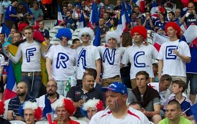 ЧМ 2014: Матч Франция - Гондурас