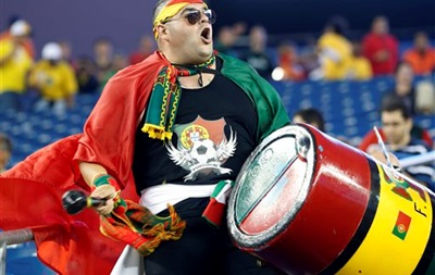 ЧМ 2014: Матч Германия - Португалия