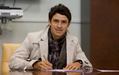 Гремио объявил о подписании контракта с лидером Днепра