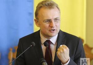 Мэр Львова вручил медали ветеранам ОУН-УПА