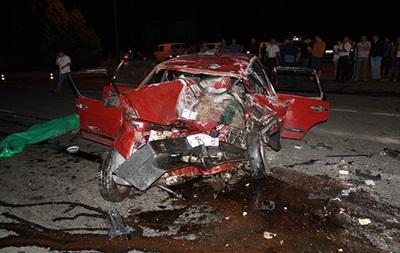 ДТП в Черновицкой области: четыре человека погибли