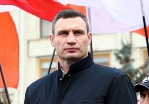 Кличко считает голосование за отставку Кабмина и руководства НБУ  моментом истины  для КПУ