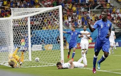 Марио Балотелли приносит Италии победу над Англией