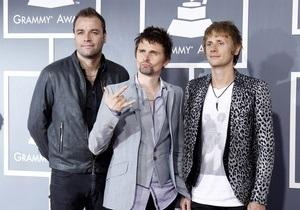 Muse выступят на закрытии Олимпиады в Лондоне