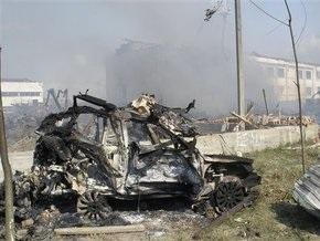 Число погибших при взрыве в Назрани возросло до 19 человек