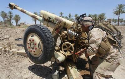Войска Ирака отбили у исламистов несколько городов