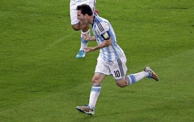 Аргентина при слабой игре переиграла Боснию и Герцеговину