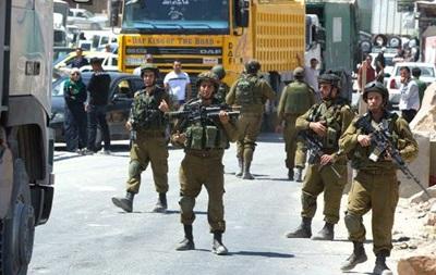 На Западном берегу Иордана израильские солдаты арестовали 40 активистов ХАМАС