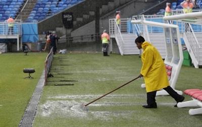 Три матча ЧМ-2014 могут быть перенесены в другой город