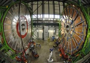 Новости науки - большой адронный коллайдер: Физики ЦЕРН обнаружили еще одну  уязвимость  темной материи
