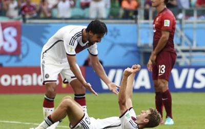 Чемпионат мира: Германия разгромила Португалию