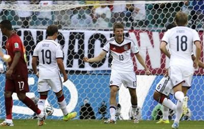 На чемпионате мира по футболу 2014 состоялся первый хет-трик