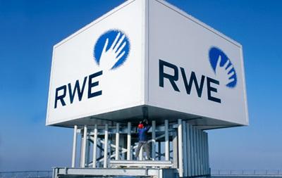Немецкий концерн RWE отказался назвать цену на реверс газа для Украины