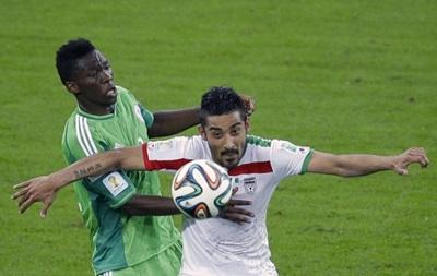 Иран и Нигерия скатали первую ничью на чемпионате мира