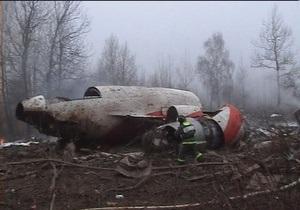 Польша воссоздаст последний полет Качинского