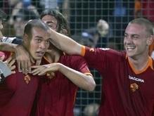 Серия А: Рома одержала волевую победу над Удинезе
