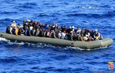 Италия может прекратить вылавливать из моря мигрантов