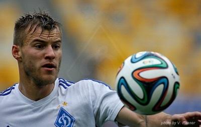 Футболисты Динамо начинают готовиться к матчу за Суперкубок с Шахтером