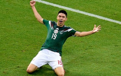 Форвард Мексики: Бразилия - не та команда, которую мы не сможем обыграть