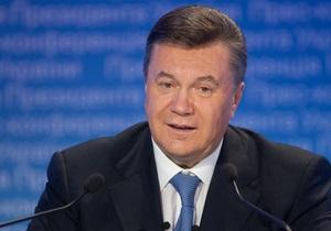 Рост национальной экономики позволит улучшить социальные стандарты - Янукович