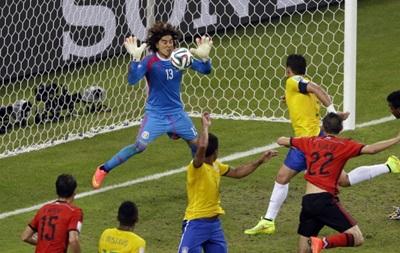 Чемпионат мира: Бразилия и Мексика не смогли определить сильнейшего