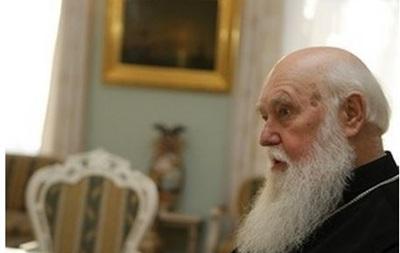 Глава УПЦ КП Филарет призвал закрыть границу с РФ и уничтожить вооруженных людей