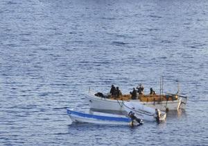 Сомалийские пираты освободили танкер, за который требовали $20 млн