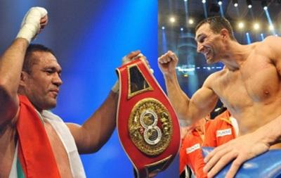 Команда Кличко выиграла торги за право проведения боя с Пулевым