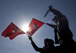 Король Марокко обещает внести изменения в конституцию